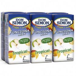 Funciona Max Don Simón Tropical (Pack 6x20cl)