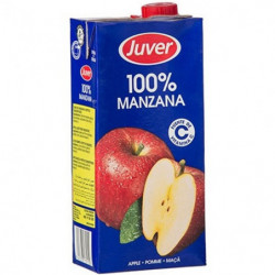 Zumo Juver Manzana Brick 1L