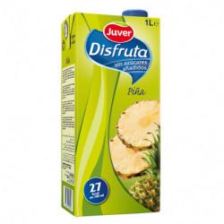 Néctar Disfruta Piña Sin Azúcar Brik 1L