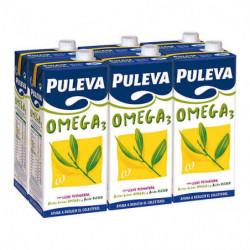 Leche Puleva Omega 3 (Pack6 x 1L)