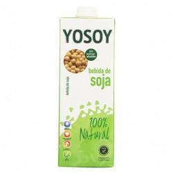 Bebida de Soja Yosoy Brick 1L