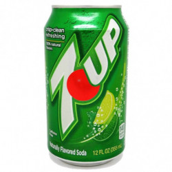 Seven Up Lata 33cl