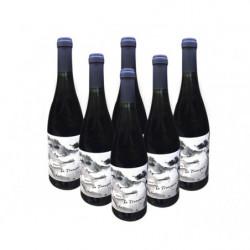 Vino Blanco Sa Trempera Tinto Caja 6 Botellas