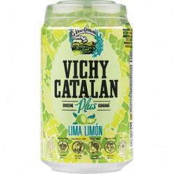 Agua Vichy Catalan Limón 33cl