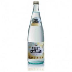 Agua con Gas Vichy Catalán Botella 1L