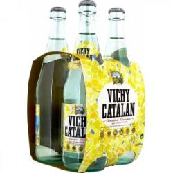 Agua Vichy Catalan 50cl Pack 4 Botellas