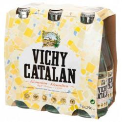 Agua Vichy Catalan Botellas 25cl (Pack6 x25cl)
