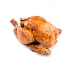 Pollo Asado con Leña 1 Ración