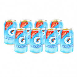 G Aquarade Original Latas (Pack 8x33cl)