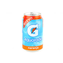 G Aquarade Naranja 33cl