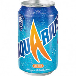 Aquarius Naranja 33cl