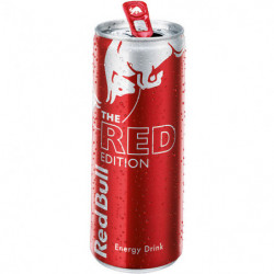 Red Bull Red Edition 25cl