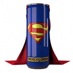 Bebida Enérgetica Superman 25cl