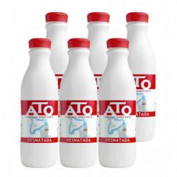 Leche Ato Desnatada Botellas (Pack 6 x 15L)