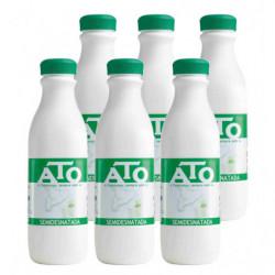 Leche Ato Semidesnatada Botellas (Pack 6 x 15L)