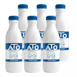 Leche Ato Entera Botellas (Pack 6 x 15L)
