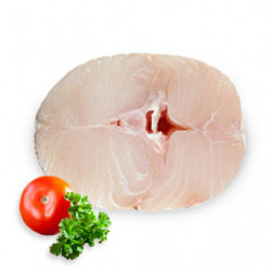 "Merluza Palangre Costa ""a Rodajas"" (1,5kg) Merluza 1,5kg Aprox."