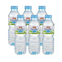 Gourmet Agua Mineral 33cl (Pack6 x 33cl) 6uds.