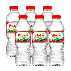 Agua Viladrau 33cl (Pack6 x 33cl) 6uds.