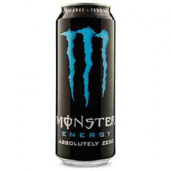 Monster Absolutely Zero Lata 50cl