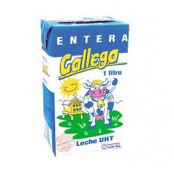 Leche Gallega Entera UHT 1L