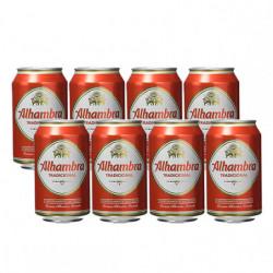 Cerveza Alhambra Tradicional (Pack8 x 33cl) 4,6%
