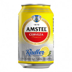 Amstel Radler Limón Lata 33cl