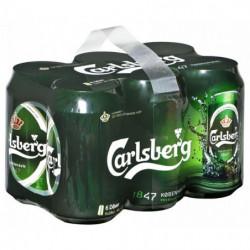 Cerveza Carlsberg Lata (Pack6 x 33cl) 5%