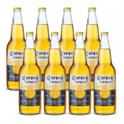 Cerveza Coronita Botellas (Pack8 x 35,5cl) 4,5%