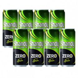 Cerveza Shandy Zero Lata (Pack8 x 33cl)
