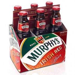 Cerveza Irlandesa Roja Murphy Botellas (Pack6 x 33cl)