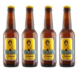 Cerveza Rosita Original Artesana (Pack4 x 33cl) 5,5º