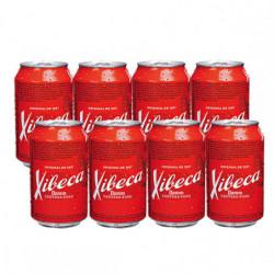 Cerveza Xibeca Lata 33cl (Pack8 x 33cl)