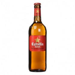 Cerveza Estrella Damm Botella 66cl 5,4%