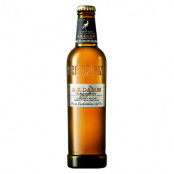 Cerveza AK Damm Botella 33 cl