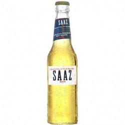 Cerveza Saaz Damm Botella 33 cl