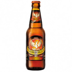 Cerveza Grimbergen Doble Botella 33cl 6,5%