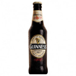 Cerveza Guinness Original Botella 33cl