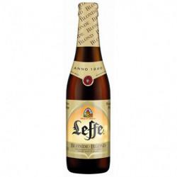 Cerveza Leffe Rubia Botella 33cl