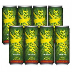 Cerveza Mahou Mixta (Pack8 x 33cl) 0,9% Lata