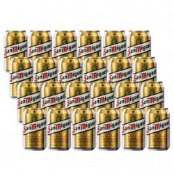 Cerveza San Miguel (Pack 24 x 33cl) 5,4% Lata