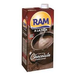 Chocolate Ram a la Taza Tradicional 1L