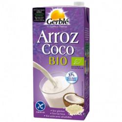 Bebida Gerblé Arroz y Coco Bio 1L