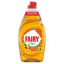 Lavavajillas Fairy a Mano de Naranja 383ml