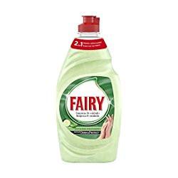 Lavavajillas Fairy Limpieza & Cuidado Aloe Vera