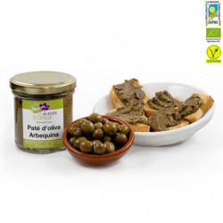 Paté de aceituna arbequina
