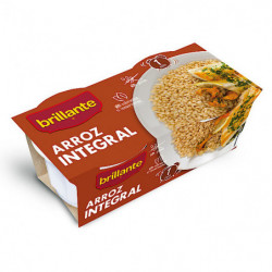 Arroz Integral Vaset Brillante (Pack2 x 125gr)
