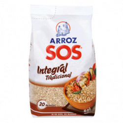 Arroz Integral SOS 20 minutos