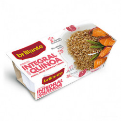 Arroz Integral Quinoa Brillante (Pack2 x 125gr)