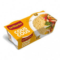 Cous Cous Brillante (Pack2 x 125gr)